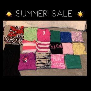 Tops - Bundle of women's summer clothes